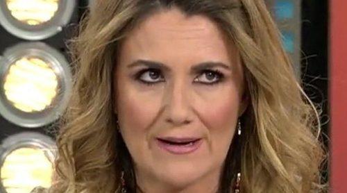 Carlota Corredera estalla contra Rafa Mora en 'Sálvame' por sus malas artes profesionales