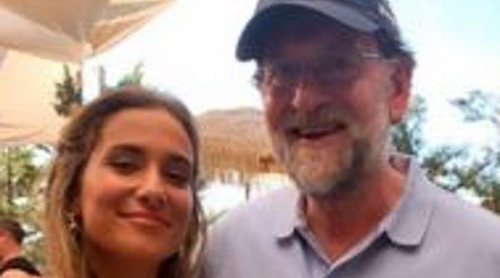 Mariano Rajoy reaparece como invitado sorpresa en la despedida de soltera de la hermana de María Pombo