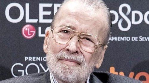 María Teresa Campos, Nuria Roca, Ramón García, Boris Izaguirre... se despiden de Chicho Ibáñez en el tanatorio