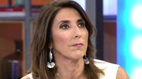 Paz Padilla confiesa el infierno que pasó por una operación de estética: 'Me arrepiento'