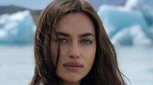 Irina Shayk se va de vacaciones con unos amigos a Islandia tras su ruptura con Bradley Cooper