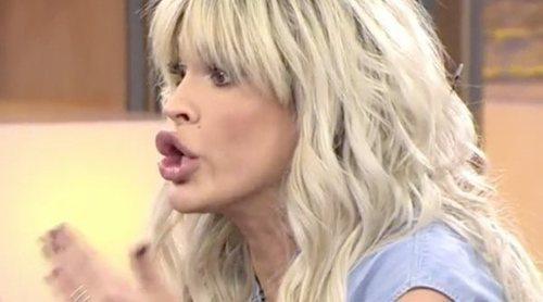 Ylenia Padilla pierde los nervios con Diego Arrabal al preguntarle por Sergio Ramos en 'Viva la vida'