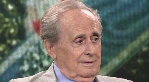 El zasca de Jaime Peñafiel a Albert Solà, el supuesto primogénito del Rey Juan Carlos