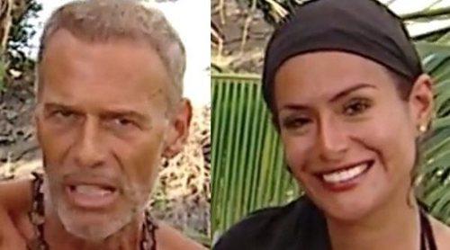 La segunda oportunidad entre Carlos Lozano y Miriam Saavedra en 'Supervivientes 2019'