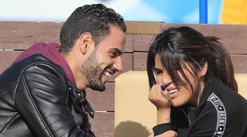 La tremenda bronca entre Chabelita Pantoja y Asraf Beno en la que ella terminó llorando