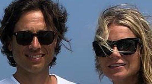 Las claves del matrimonio de Gwyneth Paltrow y Brad Falchuk: viven separados y duermen juntos solo cuatro días