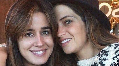 Sara Carbonero presume de la complicidad de su hijo Lucas con Hugo, el bebé de Isabel Jiménez