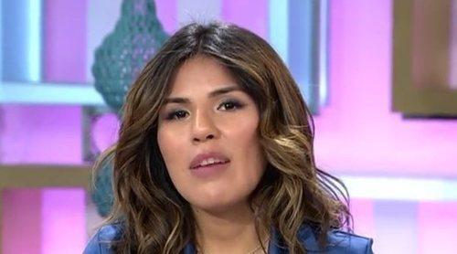 Chabelita responde a Anabel Pantoja: 'Ir al hospital lo verían como una provocación'