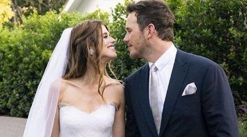 Así fue el segundo vestido que Katherine Schwarzenegger llevó en su boda con Chris Pratt