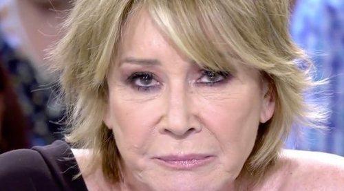 Mila Ximénez carga duramente contra Marta Roca: 'No te has preocupado jamás de lo que le ha pasado a Chelo'