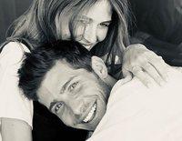 Coral Simanovich y Sergi Robert están esperando su primer hijo