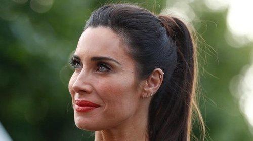 Pilar Rubio, muy feliz a horas de su boda con Sergio Ramos: 'Ya estoy un poco nerviosa'