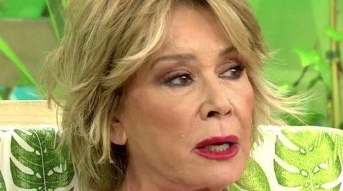 Mila Ximénez rompe lazos con Gema López tras su último encontronazo en 'Sálvame': 'No nos soportamos'