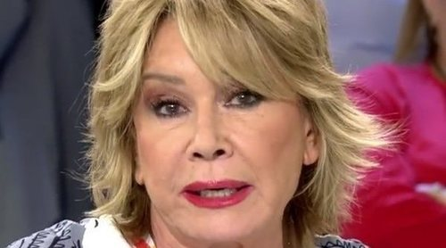 Mila Ximénez cuenta el origen de su conflicto con Chelo García Cortés en 'Sálvame'