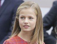 La Princesa Leonor debutará en los Premios Princesa de Asturias y en los Premios Princesa de Girona