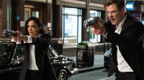 'Men in Black: International' y 'La jaula' encabezan los estrenos de la semana