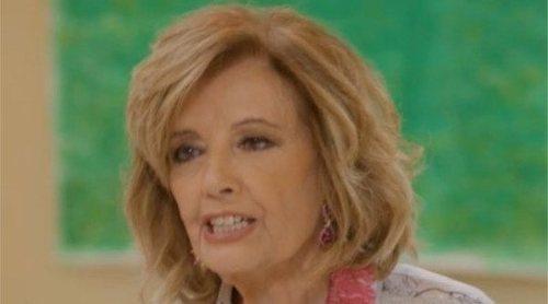 'Supervivientes', tema tabú para Bigote Arrocet y María Teresa Campos: 'Mi estado anímico influyó en el ictus'