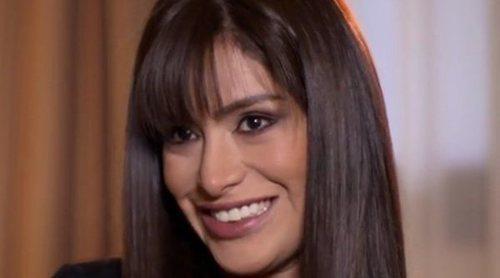 Miriam Saavedra confiesa en 'Ven a cenar conmigo: Gourmet edition' que sigue enamorada de Carlos Lozano