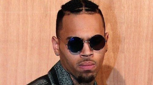 Chris Brown y su expareja Ammika Harris esperan su primer hijo juntos
