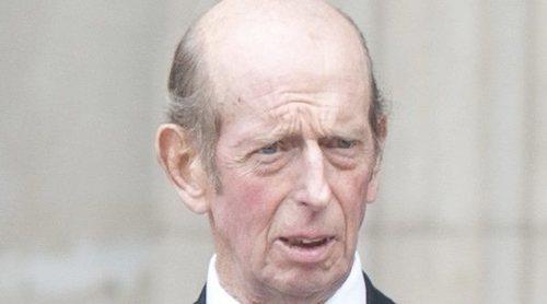 El Duque de Kent, primo de la Reina Isabel, involucrado en un accidente de coche