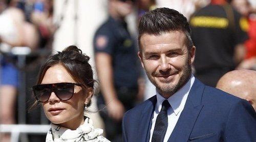 Victoria Beckham se salta el protocolo de la boda de Sergio Ramos y Pilar Rubio