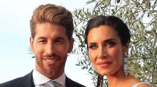 Primeras palabras de Sergio Ramos y Pilar Rubio tras su boda: 'El amor es el motor que mueve el mundo'