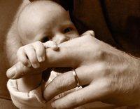 La foto de la carita de Archie Harrison con la que el Príncipe Harry ha celebrado su primer Día del Padre