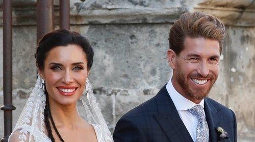 El menú de la boda de Sergio Ramos y Pilar Rubio elaborado por Dani García: del bogavante a los espaguetis