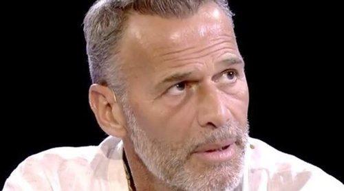 Carlos Lozano admite los encuentros con Miriam Saavedra antes de entrar en 'Supervivientes 2019'