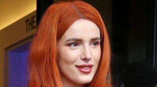 Bella Thorne publica sus imágenes más íntimas antes de que las publicara un hacker: 'Aquí están mis tetas'