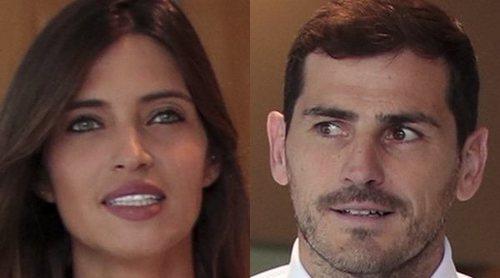 La salud de Iker Casillas mejora mientras Sara Carbonero sonríe a la vida