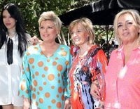 María Teresa Campos celebra su cumpleaños muy bien acompañada: sus hijas y nietas no se lo pierden