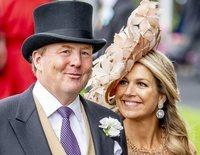 La complicidad de Guillermo Alejandro y Máxima de Holanda con la Familia Real Británica en Ascot 2019