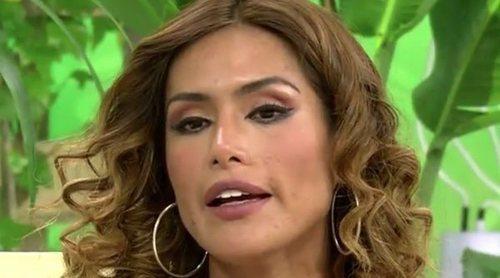 Miriam Saavedra declara su amor por Carlos Lozano en 'Sálvame': 'Te amo mucho, mi amor'