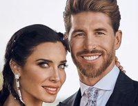 Pilar Rubio y Sergio Ramos comparten más románticos recuerdos del día de su boda