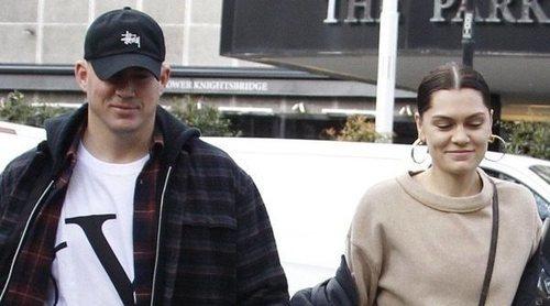 Jessie J asegura haberse sentido presionada por su relación con Channing Tatum