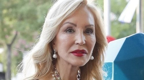 Carmen Lomana se pronuncia tras recibir los insultos de Miriam Saavedra: 'Le he dado cariño'