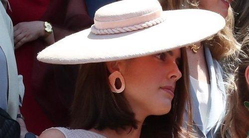 Sofía Palazuelo, la gran protagonista de la boda de Valentina Suárez-Zuloaga y Manuel de Lacalle