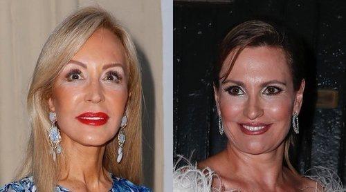 Ainhoa Arteta reúne a los rostros más populares en su preboda: Carmen Lomana, Ana Rosa Quintana...