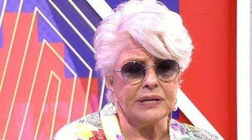 Lola Herrera habla en 'Sábado Deluxe' de 'la manada' y de su vida amorosa