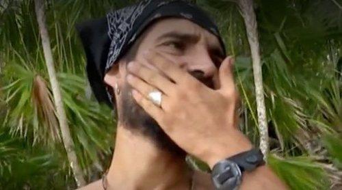 Fabio sufre la picadura de una abeja en la lengua en 'Supervivientes 2019'