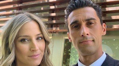 Álvaro Arbeloa y Carlota Ruiz  serán padres por cuarta vez