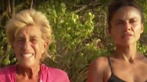 Chelo sobre Mónica Hoyos en 'Supervivientes 2019': 'Es una prepotente que va de educada'