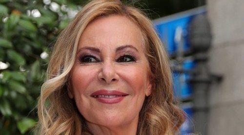 Ana Obregón, feliz por ser galardonada por su solidaridad: 'Tengo una necesidad interior de ayudar'