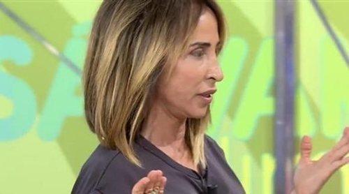 María Patiño fue llamada a 'los despachos' por defender a Belén Esteban en su etapa de 'Dónde estás corazón'