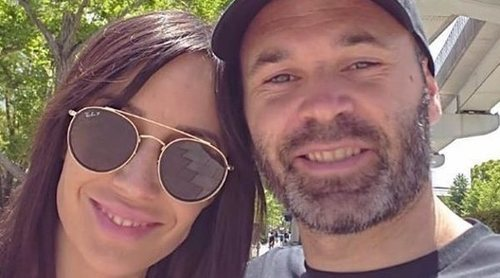 La emoción de Andrés Iniesta al llegar a casa y reencontrarse con sus hijos: 'Que te reciban así'