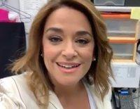 """Primeras palabras de Toñi Moreno confirmando su embarazo: """"Estoy muy emocionada. Viva la vida y el amor"""""""