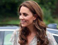 La Reina Isabel premia a Kate Middleton cediéndole el cargo de patrona de la Royal Photographic Society