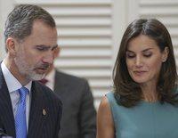 El orgullo de los Reyes Felipe al hablar de la presencia de Leonor y Sofía en los Princesa de Asturias 2019