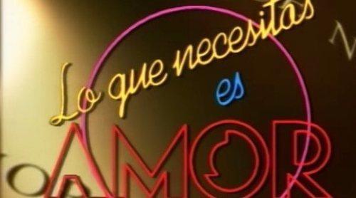 4 programas herederos de 'Lo que necesitas es amor', el programa en el que debutó Pilar Rubio